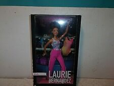 Barbie Signature Laurie Hernandez Doll - New in Box