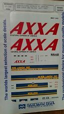 HO Microscale 87-346 agricultureal Express of America mo-pac Lambda MSA 40' vans