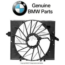 NEW BMW 525i 528xi 530xi 750Li Cooling Radiator Fan Shroud Genuine 17417543283