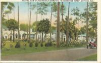 ag(W) Partial View of the Osceola Gramatan, Daytona, Florida