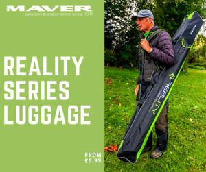 Maver Reality Luggage   EVA Net bags,carryalls,4 tube and Pole Holdalls