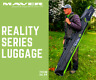 Maver Reality Luggage   EVA Net bags,carryalls,4 tube and Pole Holdalls
