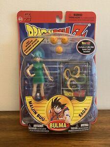 Dragon Ball Z Maijin BUU Saga BULMA~Exclusive Collectible Game Card Included