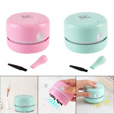 Mini Desk Vacuum Cleaner Table Dust Sweeper for Cleaning Dust Crumbs