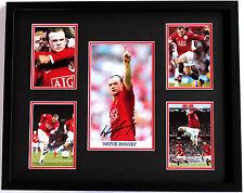New Wayne Rooney Manchester United Memorabilia