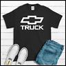 Chevy Truck T Shirt Chevrolet Men's Sizes Silverado