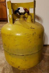 HVAC 50lb 400 psi Refrigerant Cyclinder Reclaim Recovery Tank amtrol model m9701
