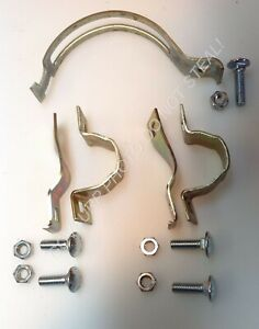 EXHAUST SYSTEM SUPPORT KIT M151 / M151A1 MUTT