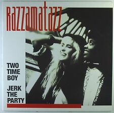 "12"" Maxi - Razzamatazz - Two Time Boy - A3080h - RAR - washed & cleaned"