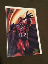 1994 Flair X-Men Magneto 8 x 10 Print