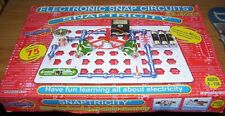 Electronic Snap Circuits Snaptricity 75 Projects Elenco Great Science experiment