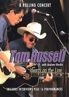 Tom Russell - Hearts on the Line (DVD, 2005)
