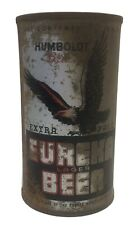 Eureka flat top beer can
