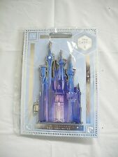 Disney Store Castle Collection Limited Release Cinderella Castle Jumbo Pin 1/10