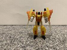 Sunstorm Complete Legends Cybertron Transformers