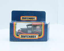 """Matchbox MB-38, Model A Ford, """"UNIROYAL ROYAL CARE"""" in Excellent Condition, 2229"""