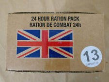 Menue #13 GB ARMY 24 Hour Combat Ration MRE EPA SURVIVAL Notration Verpflegung