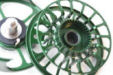 GALVAN T-4 SPARE SPOOL FOR TORQUE 4 FLY REEL GREEN FOR 4/5 WT. ROD FREE BACKING