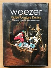 Weezer - Video Capture Device ~ Treasures from the Vault ~ Rock Pop Music DVD