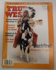 True West Magazine Indians And Firearms February 1992 082515R3