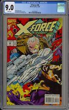 X-FORCE #28 - CGC 9.0- 1627033017