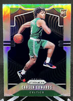 Carsen Edwards 2019-20 Panini Prizm Silver Prizm Rookie RC #276 Boston Celtics