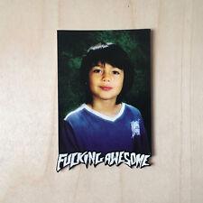 F--KING AWESOME skateboard sticker decal bumper Supreme school vinyl Sean Pablo