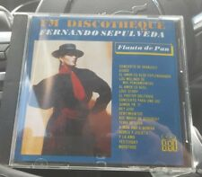 FM Discotheque by Fernando Sepulveda CD Excellent Condition- Free Shipping!!!