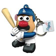 Los Angeles Dodgers Mr Potato Head Key Chain Keychain Licensed MLB New 06481