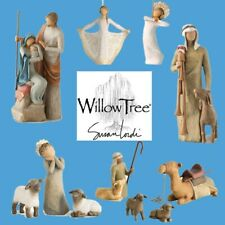 Full Range of Willow Tree Christmas Nativity Hanging Ornament Figure Figurines