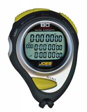 JOES RACING STOPWATCH P/N 28340 80LAP RECALL FAST LAP BACK LIGHT ROBIC LONGACRE