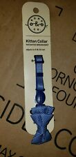 New listing Bond & Co Kitten Collar Adjusts To 8 In (20cm)