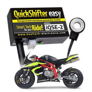 HealTech QuickShifter + Harness Kit for Ohvale GP-0 or GP2 190 iQSE-2 + QSH-OV1