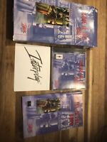Alone In The Dark (Panasonic 3DO) Complete Long Box W/ Manual & Game Tested Cib