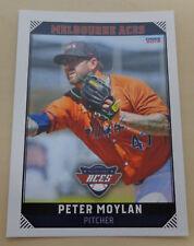 Peter Moylan 2019 Australian Baseball League- Atlanta Braves- Kansas City Royals