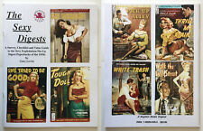 The Sexy Digests 2001 Gryphon Books 1950s sexy pin-up digest paperback reference