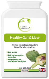 Healthy Gall & Liver