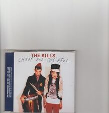 Kills-Cheap and Cheerful UK promo cd single