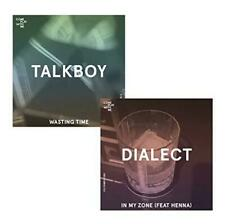 """Talkboy / Dialect - Wasting Time / My Zone (NEW 7"""" VINYL)"""