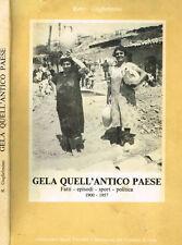 GELA QUELL'ANTICO PAESE