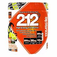 Muscle Elements 212 High Energy FAT BURNER Weight Loss Powder Appetite Control