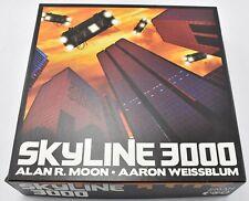 Skyline 3000 100% Complete Board Game Z-Man Games 2009