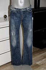 jeans desteñido hombre ARMANI indigo talla 30 equivale a 40fr en perfecto estado