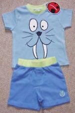 Ropa, calzado y complementos azul 100% algodón de bebé para bebés