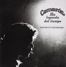 LIBRO CAMARON LA LEYENDA DEL TIEMPO FLAMENCO + CD + DVD