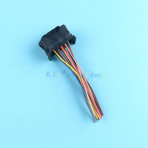 61132359991 12pin Connector Headlight Plug Fits BMW F01 F02 E63 E64 E90