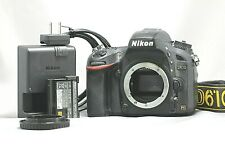 Nikon D610 24.3 MP Digital SLR Camera Body, Exc, 150,659 Clicks #33035162