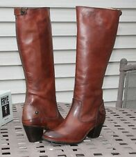 FRYE Jackie Zip Tall US 7.5 Woman's Riding Equestrian Boot