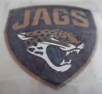 Jacksonville Jaguars New Logo NFL Screened Iron On Logo Great Quality Ramsey