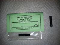 Ruger 10 22, 10/22 bolt buffer in Black